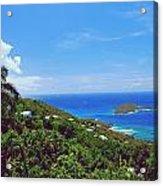 Overlooking Paradise Acrylic Print