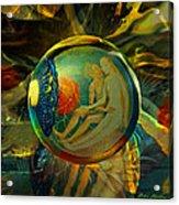 Ovule Of Eden  Acrylic Print