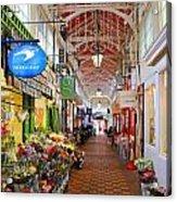 Oxford Arcade 5936 Acrylic Print