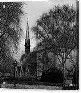Oxford England Acrylic Print