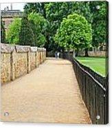 Oxford Walkway 5952 Acrylic Print