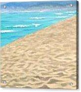 Oxnard Shores Acrylic Print
