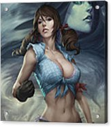 Oz 01b Acrylic Print by Zenescope Entertainment