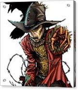 Oz 02d Acrylic Print by Zenescope Entertainment