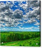 Ozark Pasture #3 Acrylic Print