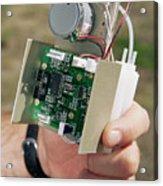 Ozone Sensor Acrylic Print