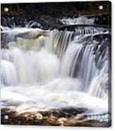 Pa. Waterfalls Acrylic Print