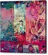 Pablo And Frida's Day Dream Acrylic Print