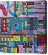 Pacemarker In Circulation Acrylic Print