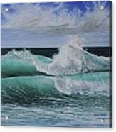 Pacific Breeze Acrylic Print