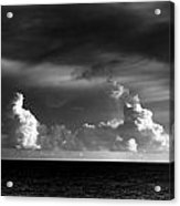 Pacific Clouds Acrylic Print