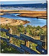 Pacific Coast - 4 Acrylic Print