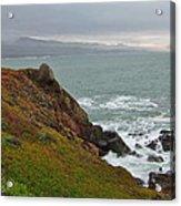 Pacific Coast Colors Acrylic Print