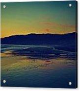 Pacific Coast Highway Acrylic Print