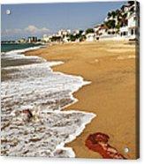 Pacific Coast Of Mexico Acrylic Print