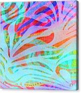 Pacific Daydream Acrylic Print