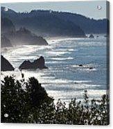 Pacific Mist Acrylic Print