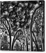 Pacific Science Center - Seattle Washington Acrylic Print