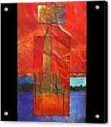 Pacific Sunrise Acrylic Print