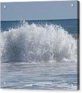 Pacific Wave II Acrylic Print