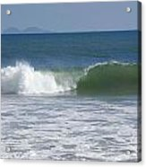 Pacific Wave Acrylic Print