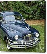 Packard 4 Acrylic Print
