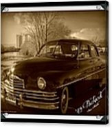 Packard Classic At Truckee River Acrylic Print