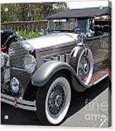Packard Dietrich Side View Acrylic Print