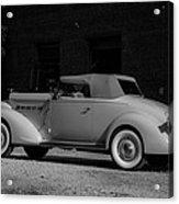 Packard Eight Acrylic Print