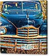 Packard II Acrylic Print