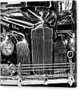 Packard Motor Car Acrylic Print