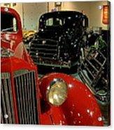 Packards Acrylic Print