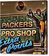 Packer Pro Shop Acrylic Print