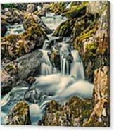 Packhorse Waterfall Acrylic Print