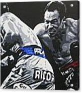 Pacman Marquez 2 Acrylic Print