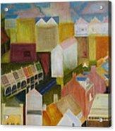Paddington Landscape Acrylic Print