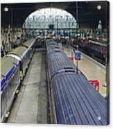 Paddington Station Acrylic Print