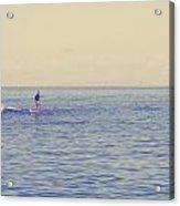 Paddle Surf 2 Acrylic Print