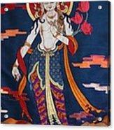 Padmapani Acrylic Print