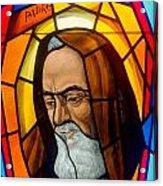Padre Pio Acrylic Print
