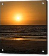 Padre Sunrise Acrylic Print