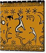 Pagan Rituals Acrylic Print
