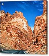 Page Arizona Acrylic Print