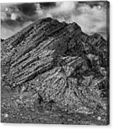 Pahranagat Mountains Acrylic Print