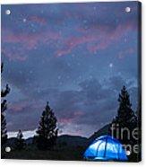 Paint The Sky With Stars Acrylic Print