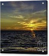 Painted By God Acrylic Print