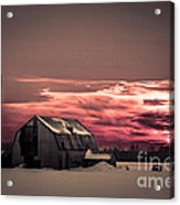 Painted Skies Acrylic Print