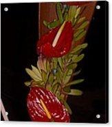 Painter's Palette Acrylic Print