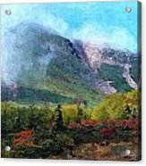 Painting 4 Acrylic Print
