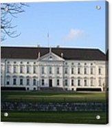 Palace Bellevue - Berlin Acrylic Print